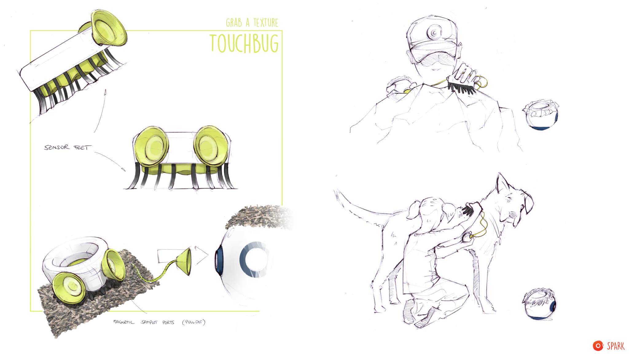 Touchbug
