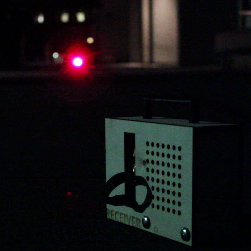 VISUAL LIGHT COMMUNICATION